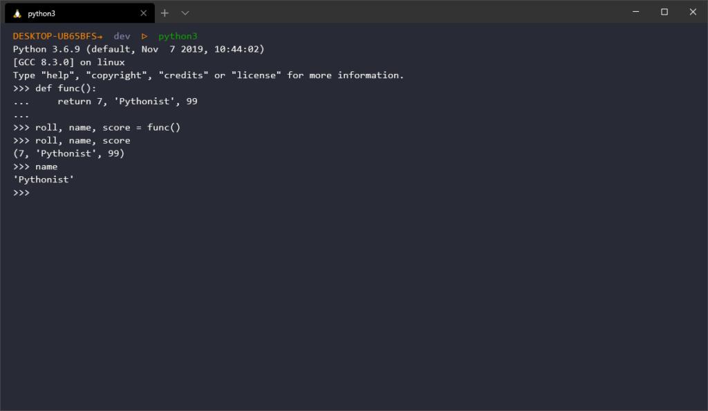 факт, 16  фактов о программировании на Python