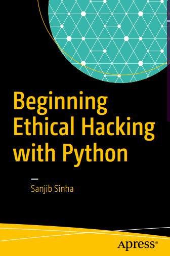 этичный хакинг, Beginning Ethical Hacking with Python