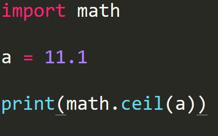 , Тест по библиотеке math в Python для продвинутых