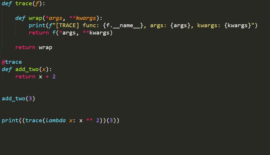 , Тест по функциям в Python для профессионалов