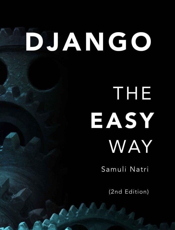 книги по Django, Топ-7 книг по Django для разработчиков начального и среднего уровня