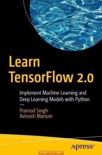 книги по TensorFlow, 5 лучших книг для изучения библиотеки TensorFlow