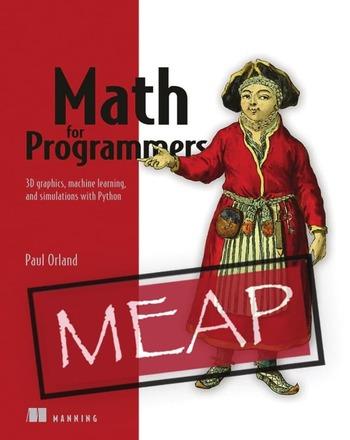 """Обложка книги """"Math for Programmers"""""""