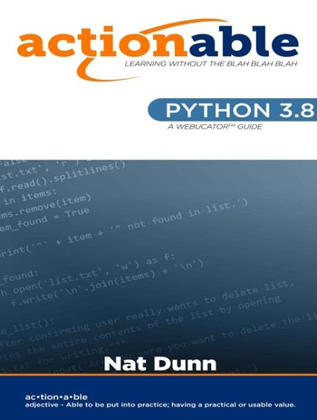 "Обложка книги ""Python 3.8"""
