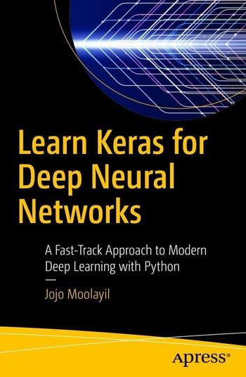 "Обложка книги ""Learn Keras for Deep Neural Networks"""