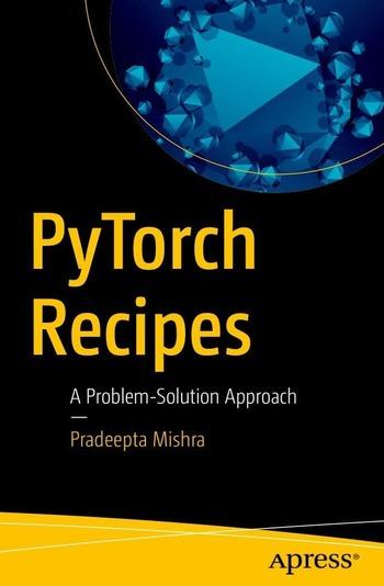"""Обложка книги """"PyTorch Recipes"""""""
