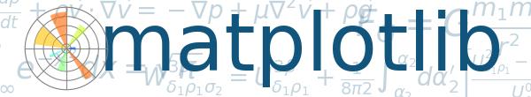 matplotlib logo