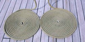convoluted ropes