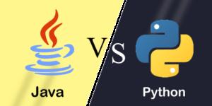 Java vs. Python